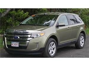 2013 Ford Edge SEL (Employee Pricing)