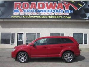 2012 Dodge Journey R/T AWD DVD NAV SUNROOF