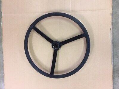 Flat Spoke Steering Wheel For John Deere Unstyled A D G Tractor
