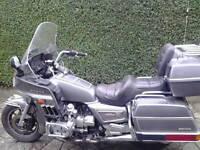 Honda Interstate Goldwing