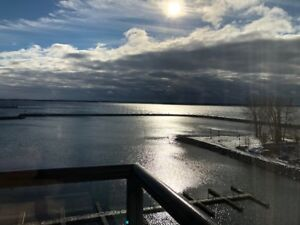SHORT TERM RENTAL available January - DOWNTOWN WATERSIDE CONDO