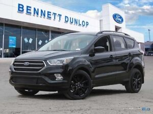 2017 Ford Escape SE-Sport Appearance Pkg-Moon Roof-Nav
