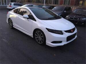 2013 Honda Civic Cpe Si HFP RARE CLEAN CAR |WE FINANCE|CERTIFIED