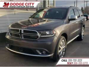 2018 Dodge Durango Citadel Platinum Edition AWD | 6Pass, DVD, Le
