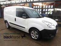 2014 Fiat Doblo 1.3HDi 16V 75ps Diesel white Manual