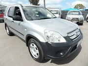 2006 Honda CR-V RD MY2006 4WD Silver 5 Speed Manual Wagon Enfield Port Adelaide Area Preview
