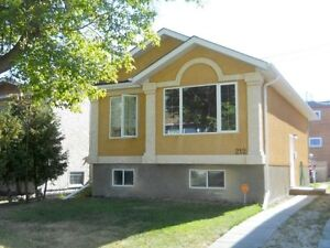 Beautiful 3 BR bungalow in North Kildonan available immediately