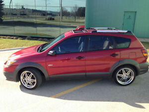 Pontiac Vibe(winter/summer wheels) $3000 of add ons Please read
