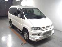 2005 MITSUBISHI DELICA 3.0 V6 AUTO SPECIAL EDN OPTIONAL 4WD 8 SEATER MPV