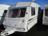 Abbey Yorkshire Diamond 2 berth tourer