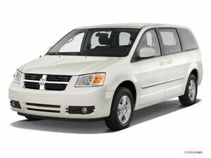 Wanted: Dodge Grand Caravan