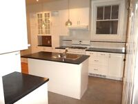 Large 4 1/2 Lux renovation - Westmount heart