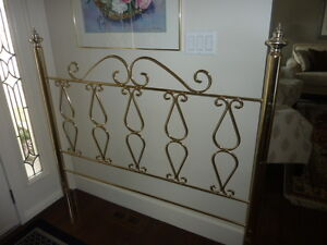 Brass Headboard- for Double Bed