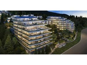 West Vancouver New Apartments Townhouses from $1,245,900