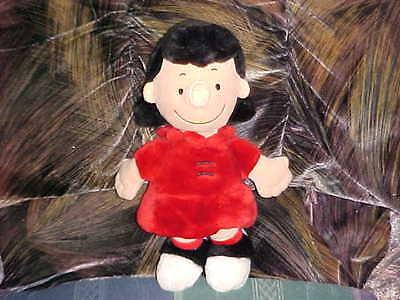 12  Lucy Plush Peanuts Doll From Cedar Point Fair
