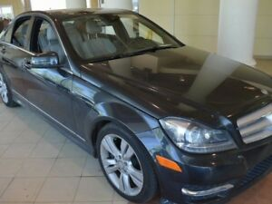 2012 Mercedes-Benz C-Class C 300 4MATIC All-wheel Drive