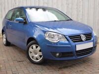 Volkswagen Polo 1.4 S 80, Lovely Example Throughout, Recent MOT, Comprehensive Service History