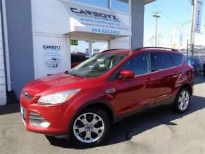 2014 Ford Escape SE 4WD, Nav, Leather, Sunroof, 2.0L Eco Boost