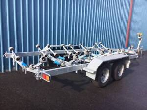 BOAT TRAILER- never been used in salt water