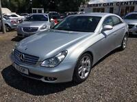 2006 MERCEDES BENZ CLS CLS320 CDI Tip DIESEL AUTO LOW MILEAGE
