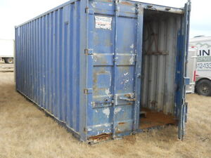SEA CAN / STORAGE CONTAINER