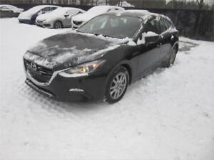 2014 MAZDA3 GS-SKYACTIV SPORT (MANUELLE, BLUETOOTH, MAGS, FULL!)