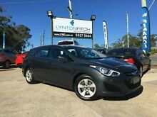 2014 Hyundai i40 VF2 Active Tourer Grey 6 SPEED Semi Auto Wagon Southport Gold Coast City Preview