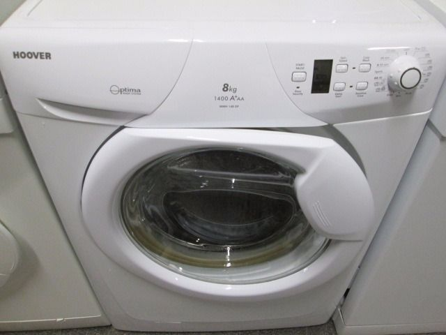 *HOOVER OPTIMA 1400 SPIN+LARGE 8KG+AA WASHING MACHINE+VERY CLEAN+FREE LOCAL DELIVERY+FREE OLD UPLIFT