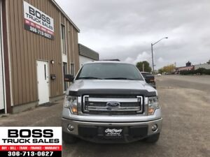 2014 Ford F-150 XLT 4x4 Leveling Kit!! Crew Cab!! Reduced!!