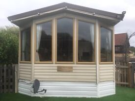 Willerby Aspen For Sale Very Good Condition. 3 Beds, Gas Central Heating, Double Glazing