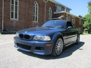 2004 BMW M3 Convertible - WOW CHECK IT OUT!!