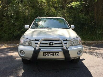 Toyota Kluger 2005 CVX 7 seater Automatic Macksville Nambucca Area Preview
