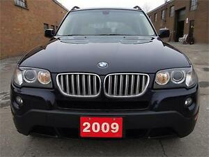2009 BMW X3 FULL POWER GROUP,PANO ROOF,VERY CLEAN