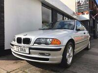 BMW 3 SERIES 1.9 318i SE 4dr FULL SERVICE HISTORY
