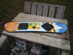 "Excellent Condition: 37"" Freestanding Snowboard"