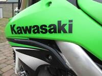 KAWASAKI KLX 450R ENDURO ROAD REGISTERED 2008 MX MOTOCROSS OFFROAD BIKE