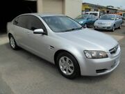 2008 Holden Commodore VE MY08 Omega Silver 4 Speed Automatic Sedan Werribee Wyndham Area Preview