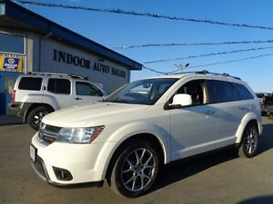 2013 Dodge Journey R/T 3.6L 6CYL 6SPD AUTO AWD