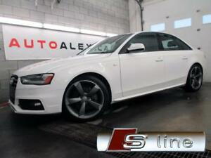 2014 Audi A4 S-LINE *BLACK OPTICS* NAVIGATION MAGS 19