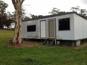 PORTABLE OR DEMOUNTABLE BUILDING GRANNY FLAT OFFICE SITE Buxton Wollondilly Area Preview