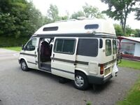 Ford Duetto Auto Sleeper Camper Van