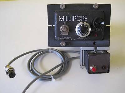 Millipore Dispense Pump Control Wcds000f2 Cdan2in-40psi W Bracket And Wiring