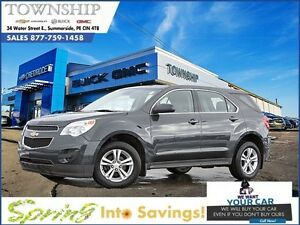 2014 Chevrolet Equinox LS - $10/Day - Front Wheel Drive - Automa