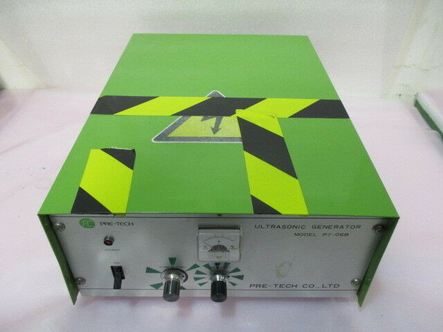 Pre-Tech Co., PT-06B, Ultrasonic Generator, 200V. 423002