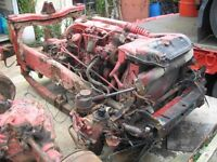 Mercedes OM 366LA EX1820 Engine, Gear Box, Back Axle - Good Runner