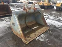 "Never used 72"" Cleanup bucket for 250 series Excavtors Edmonton Edmonton Area Preview"