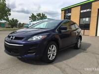 2010 Mazda CX-7 GS AWD -LEATHER -S/ROOF -BLUETOOTH *WE FINANCE*
