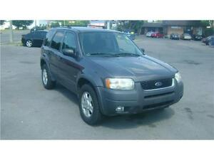 2004 Ford Escape XLT Duratec