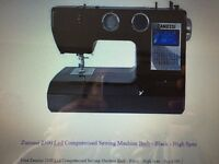 Sewing Machine, LED, brand new