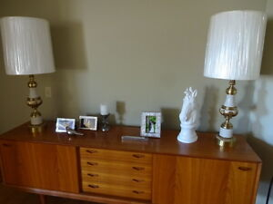 Hollywood GLAM Regency Lamps